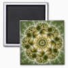 fractal zazzle_magnet