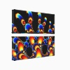 fractal wrappedcanvas