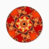 fractal zazzle_sticker