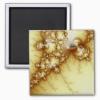 fractal zazzle_magnet