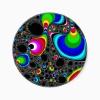 fractal sticker